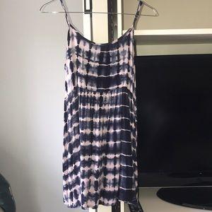 MINKPINK tie die dress